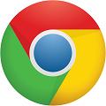 Chromeのロゴ