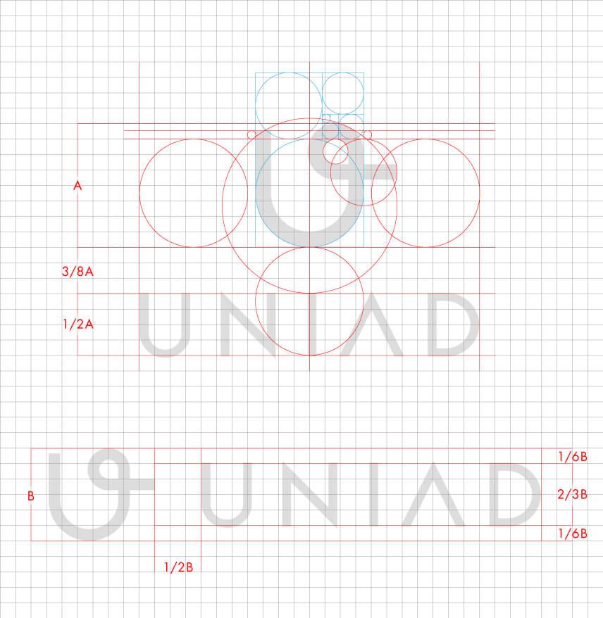 ユニアド新ロゴのレギュレーション