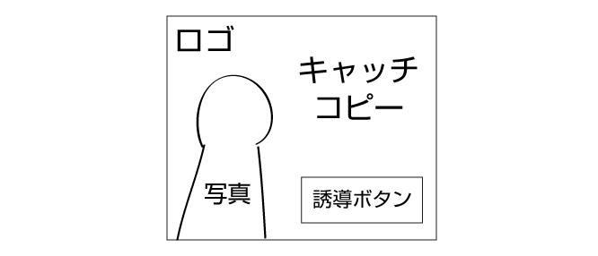 簡単なラフ