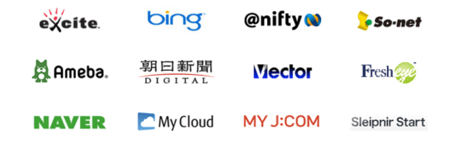 Yahoo! JAPAN提携先サイト(検索広告)