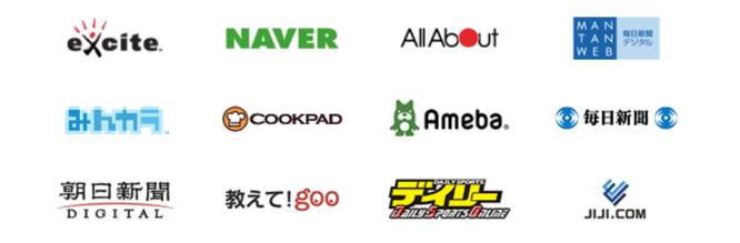Yahoo! JAPAN提携先サイト(ディスプレイ広告)スマホ