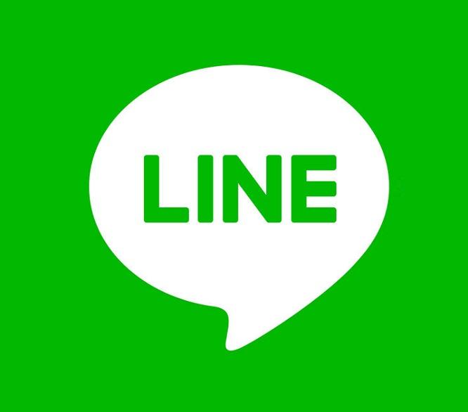ラインのロゴ