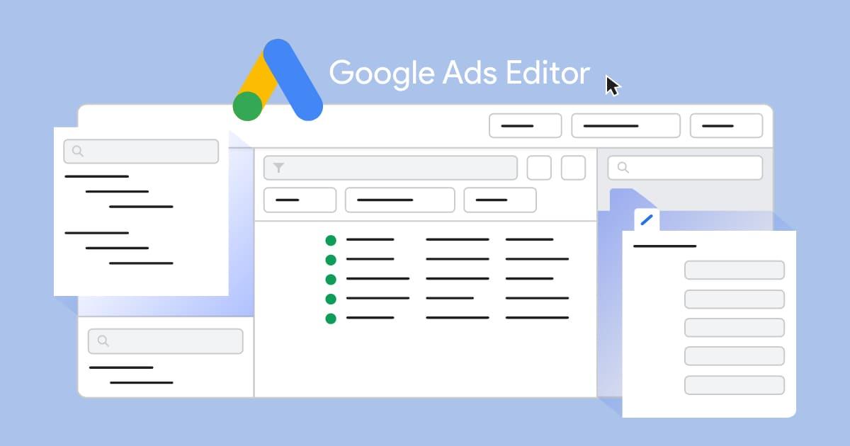 【完全版】Google広告エディターの使い方:作業効率を上げる