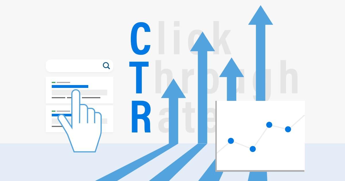 【クリック率の平均は『5%』】CTR改善ノウハウも公開