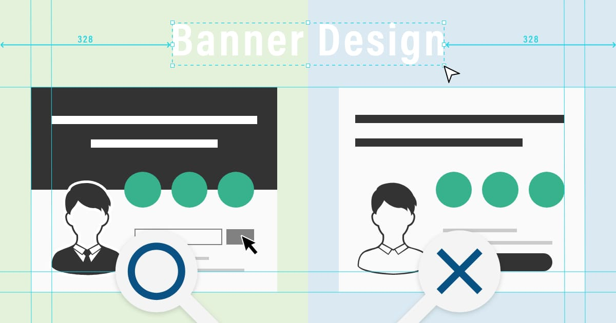 【GDN・YDN】バナー広告の効果的なデザイン:事例解説付き